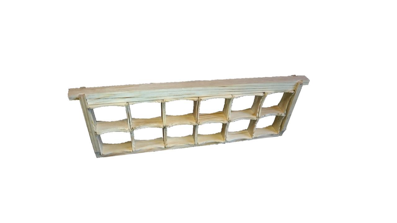 Рамки для сотового меда (36х57х68)