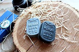 Мыло для мужчин жетон