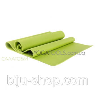 Коврик для йоги Asana,пвх, 183х61 см, 6 мм