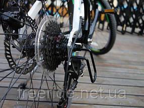 Велосипедная защита (перекидки) заднего переключателя скоростей, малая, фото 3