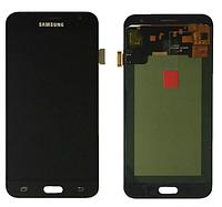 Дисплей (экран) для Samsung J320H/DS Galaxy J3 (2016) + тачскрин, черный, без регулировки яркости, (TFT) Сopy