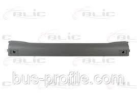 Бампер задний (без подножки) на MB Sprinter 1996-2006 — BLIC (Польша) — 5506-00-3546950P