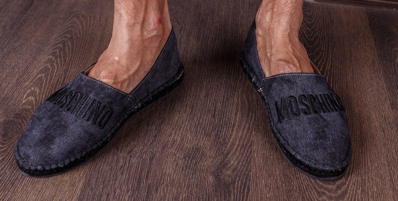 Эспадрильи коллекция 2019  Материал Натуральный коттон, прорезиненная подошва  Размеры 40-44й