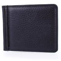 Зажим для купюр BOND Зажим для купюр мужской кожаный BOND (БОНД) SHI554-281