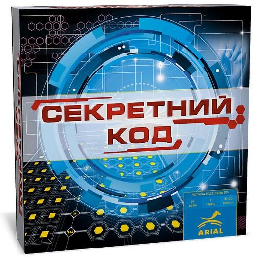 Настольная игра Секретный код