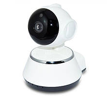 Бездротова IP смарт камера з датчиком руху нічним баченням і панорамним оглядом Wi Fi V380 Q6