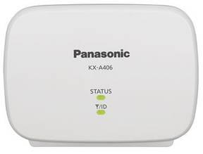 Ретранслятор Panasonic KX-A406CE (DECT)