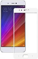Стекло (для ремонта дисплея) Xiaomi Redmi Note 5 белый
