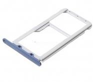 Лоток для сим карты и карты памяти для Huawei Honor 8 Pro (DUK-L09)/Honor V9, синий