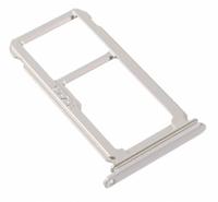 Лоток для сим карты и карты памяти для Huawei P10 Plus, белый