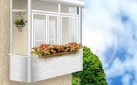 "Балконы под ""ключ"""