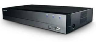 Сетевой видеорекордер Hanwha SRN-E470P/AC, 32 Mb, 4 CH, premium NVR