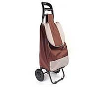 Хозяйственная сумка-тележка на колесах