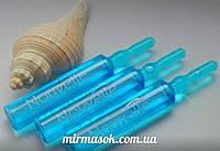 Средство для восстановления структуры волос в ампулах, Nouvelle Restructuring Oil Bath, 10х10 мл