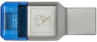 Кардридер Kingston USB 3.0 microSD USB Type A/C