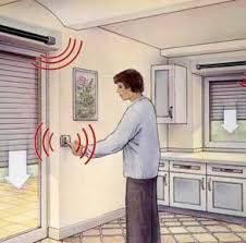Защитные ролеты электроуправление