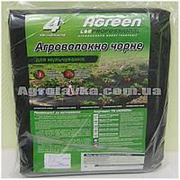 Агроволокно 50г/кв.м. 1,6м*5м ЧЁРНОЕ, Агроволокно в пакетах