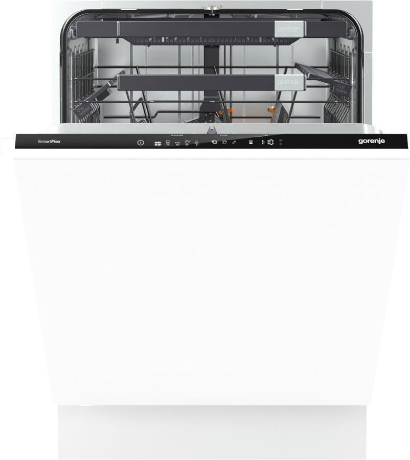 Встраиваемая посудом/маш. Gorenje GV 68260/60 см./ 13 компл/электр.упр-ние/диспл/А+++/полный АкваСт