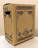 Коробка bag in box 10L печать 1цвет
