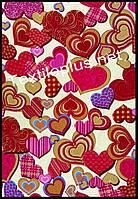 Кухонные полотенца 35*75 Love
