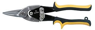 Ножницы TOPEX по металлу, 250 мм, прямые