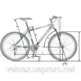 Как правильно подобрать велосипед по росту?
