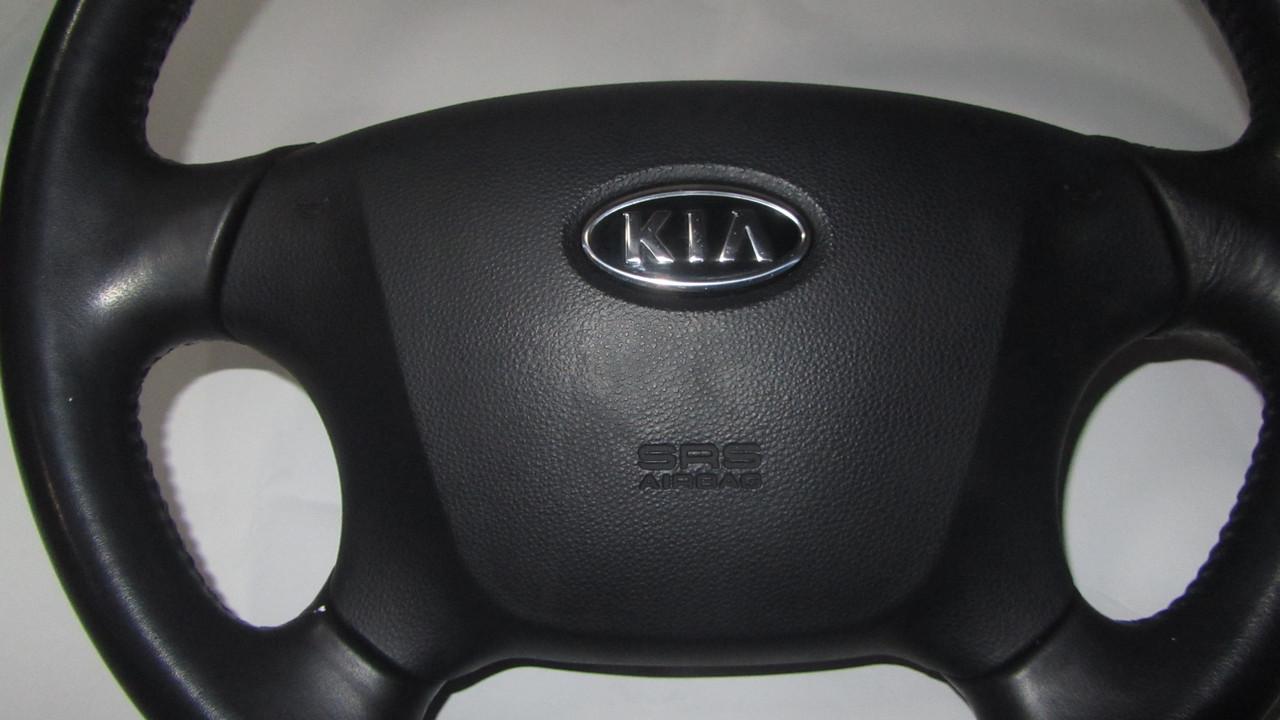 Подушка безопасноснсти AIR BAG в руль Kia Magentis 569002G400VA