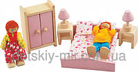 Оригинал. Набор Мебели для Кукол Спальня Д270