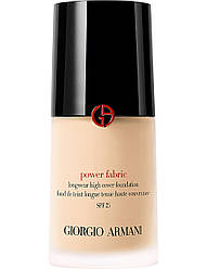 Тональная основа GIORGIO ARMANI Power Fabric Foundation