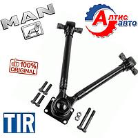 Лучевая тяга MAN E2000, F2000, F90, TGA bar rear (L-627mm)