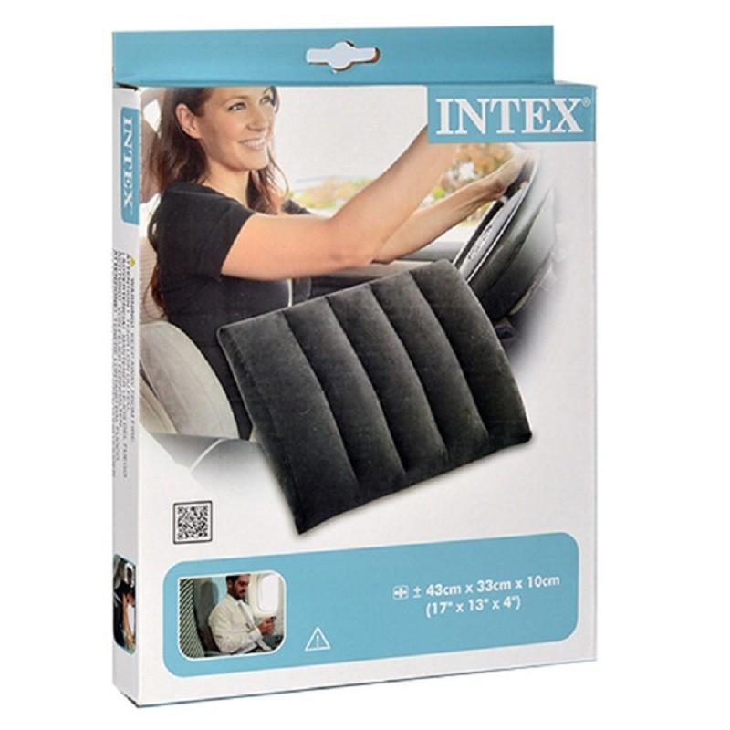 Надувная поясничная подушка Intex 68679 43*33см