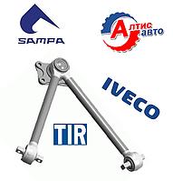 Лучевая тяга Iveco Stralis, Trakker, Eurostar, Eurotech bar rear (L-665mm, seargent)