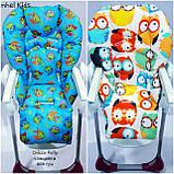 Двухсторонний чехол на стульчик для кормления Chicco Polly, фото 10