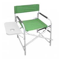 Кресло раскладное рыбацкое со столиком. (Арт. D10456)