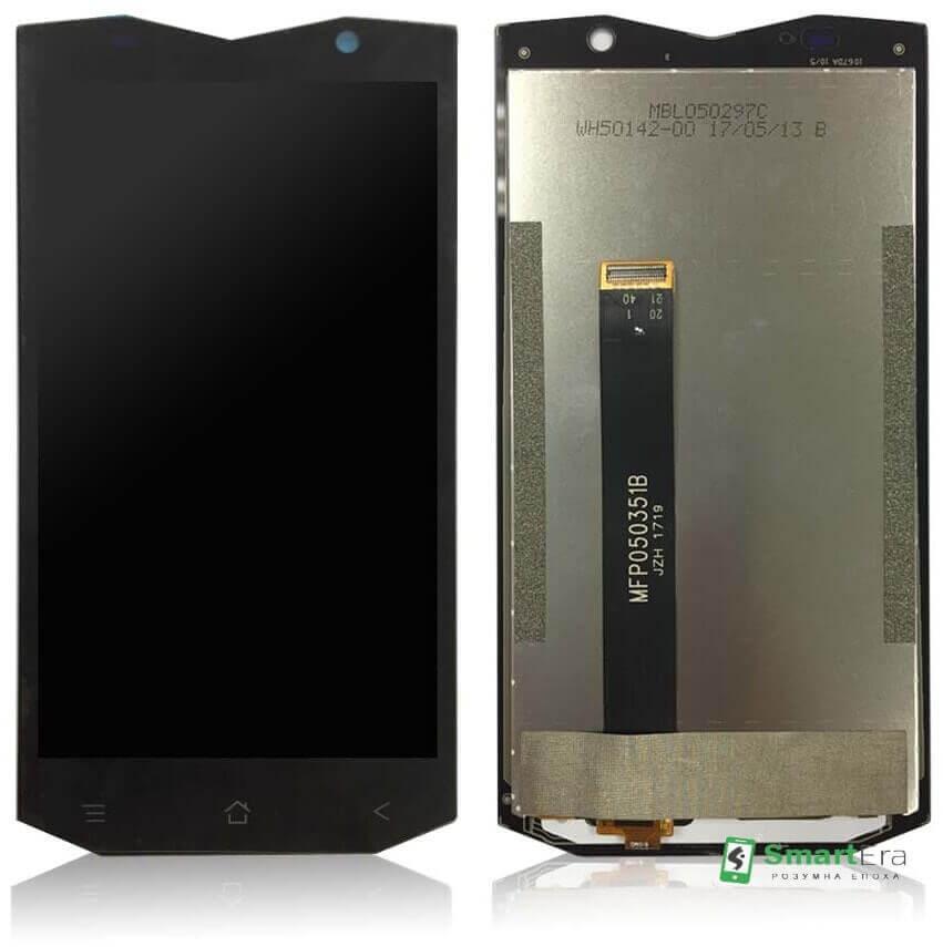 Модуль (Сенсор з дисплеєм) для Blackview BV8000 VB8000 PRO