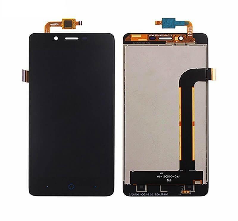 LCD з тачскріном для смартфона Elephone P6000 PRO Чорний