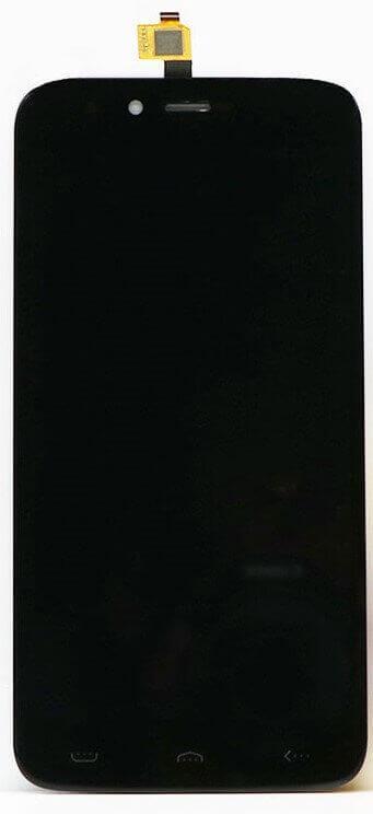 LCD екран з сенсором (Модуль) для Homtom HT50 Чорний