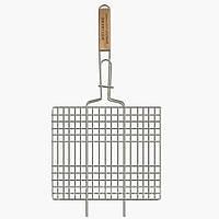 Решетка для барбекю 58 х 30 х 25 см Wellberg WB 7464