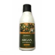 Аргановый шампунь для волос Deoprose Argan Silky Moisture Shampoo 200ml