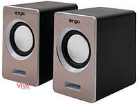 Акустика ERGO S-2049 USB 2.0 Silver