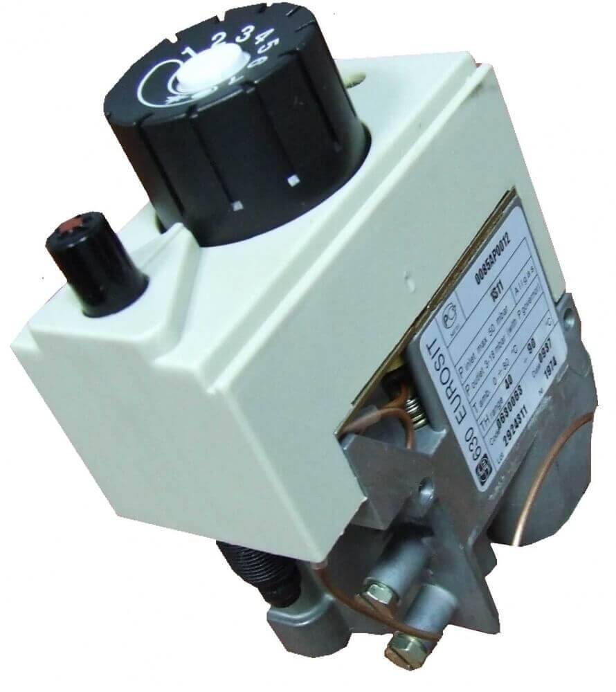 Автоматика ( Газовый клапан) 630 EUROSIT