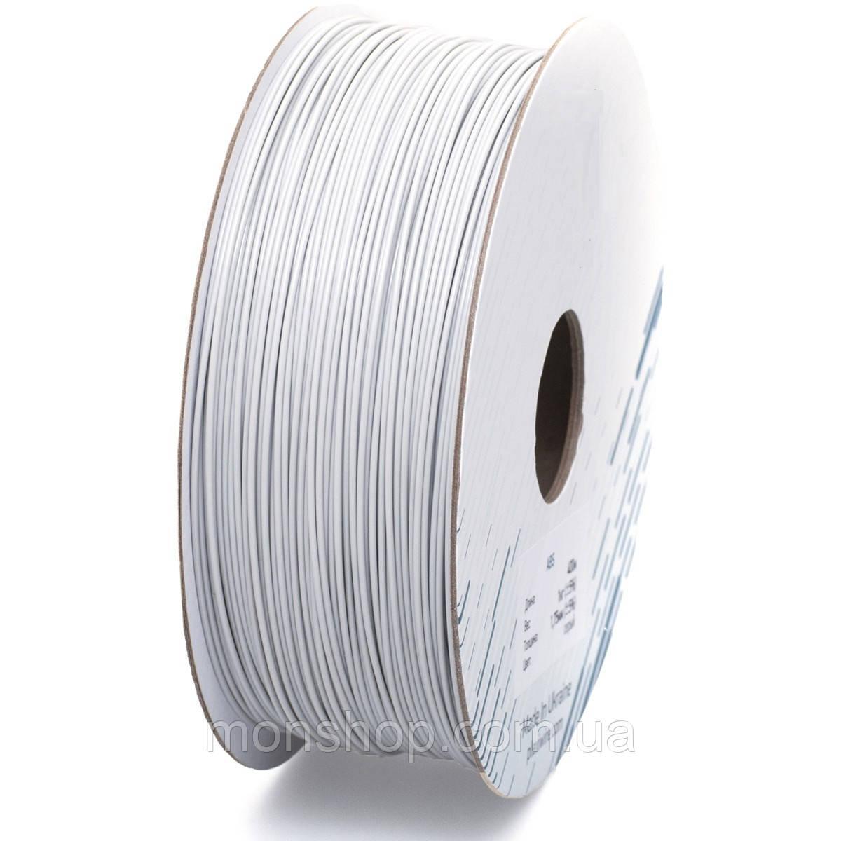 ABS пластик белый (10 м)