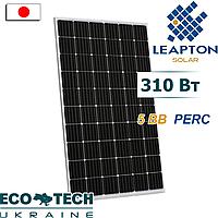 Солнечная батарея Leapton LP156х156-М-60-310 5BB PERC монокристалл, фото 1