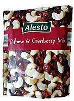 Микс орехов Alesto Cashew-Cranberry-Mix