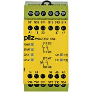 774504 Реле безпеки PILZ PNOZ XV2 0.5/24VDC 2n/o 2n/o fix