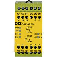 774504 Реле безпеки PILZ PNOZ XV2 0.5/24VDC 2n/o 2n/o fix, фото 2