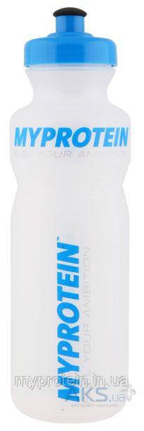MyProtein бутылка для воды Waterbottle750 mlblue