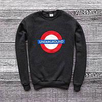 Стильный мужской свитшот размера S, кофта, свитер. ТОП КАЧЕСТВО!!!, фото 1