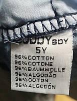 Брюки под джинс для мальчиков с легким начесом оптом, F&D, 1-5 лет., Арт. 5681, фото 4