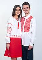 """Парные вышиванки """"Волынская коллекция"""", арт. 4507+4227"""